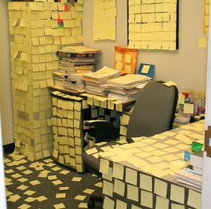 Office Prank (*from Weirdomatic.com)